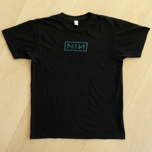 VTG RARE Nine Inch Nails Tour Concert Tee 2009 🤘